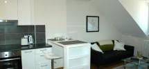 Aubonne:  3rd Floor 2 room, Rue du Chêne 21, 1170