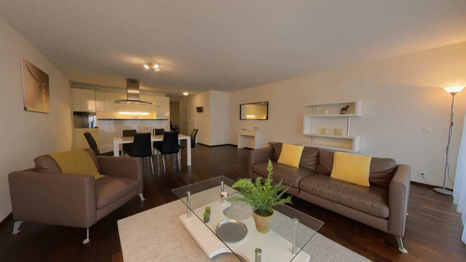 2 bedroom apartment in Morges