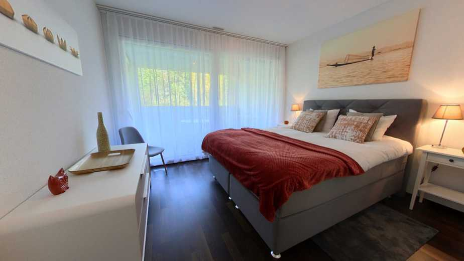 Breathtaking 1 bed apartment