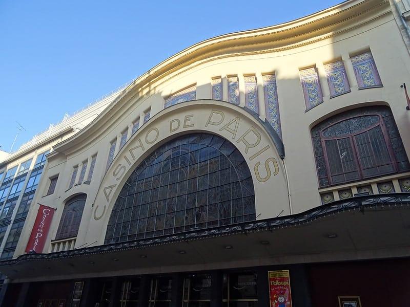 Casino de Paris 9eme